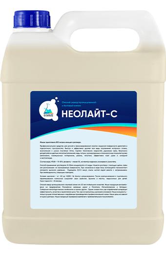 Неолайт-306, кислотное моющее средство
